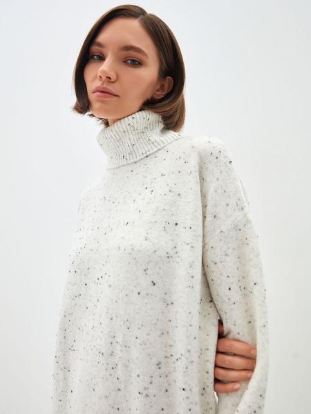 Платье-свитер - фото 4