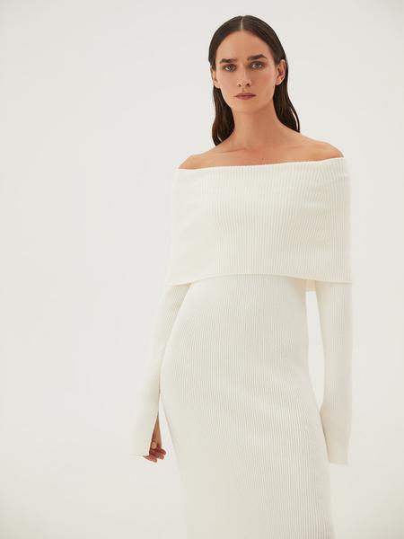 Платье из вискозы - фото 13