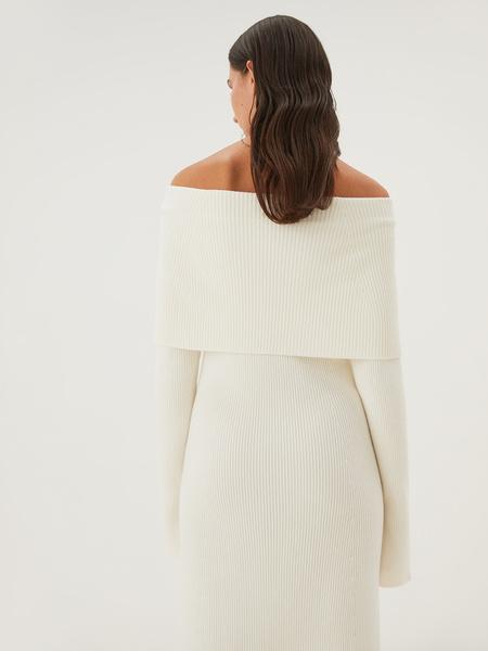 Платье из вискозы - фото 16