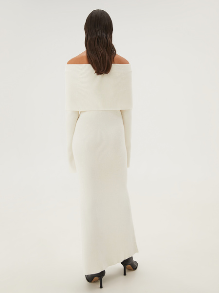 Платье из вискозы - фото 18