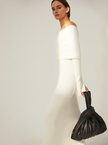 Платье из вискозы - фото 9