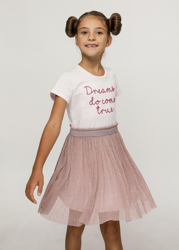 Zarina Платье для девочек низ