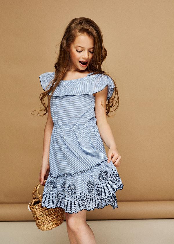 Купить Платье для девочек, Zarina, Индия