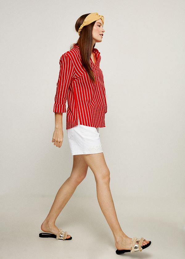 Фото 2 - Женскую блузку