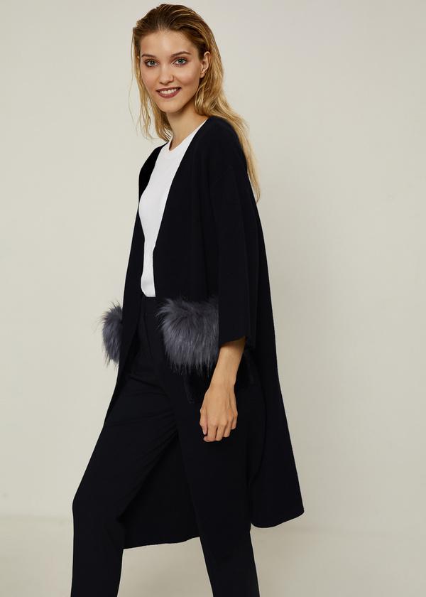 Пальто женское - фото 1