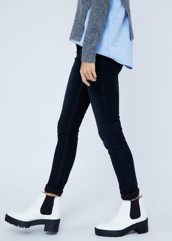 Зауженные джинсы - фото 2