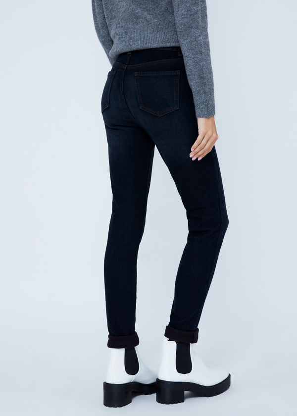 Зауженные джинсы - фото 4