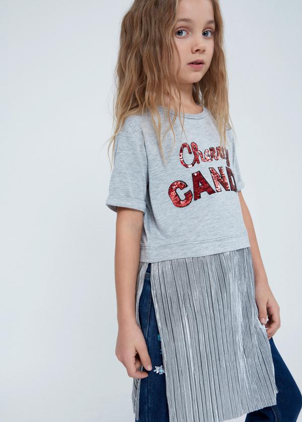 Блузка (туника) для девочек