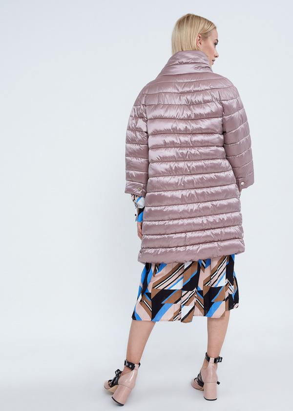 Пальто с воротником-стойкой  - фото 7