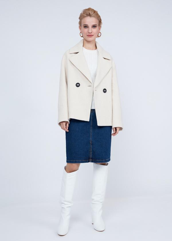 e36e94e04cc Женское пальто - купить в интернет-магазине «ZARINA»