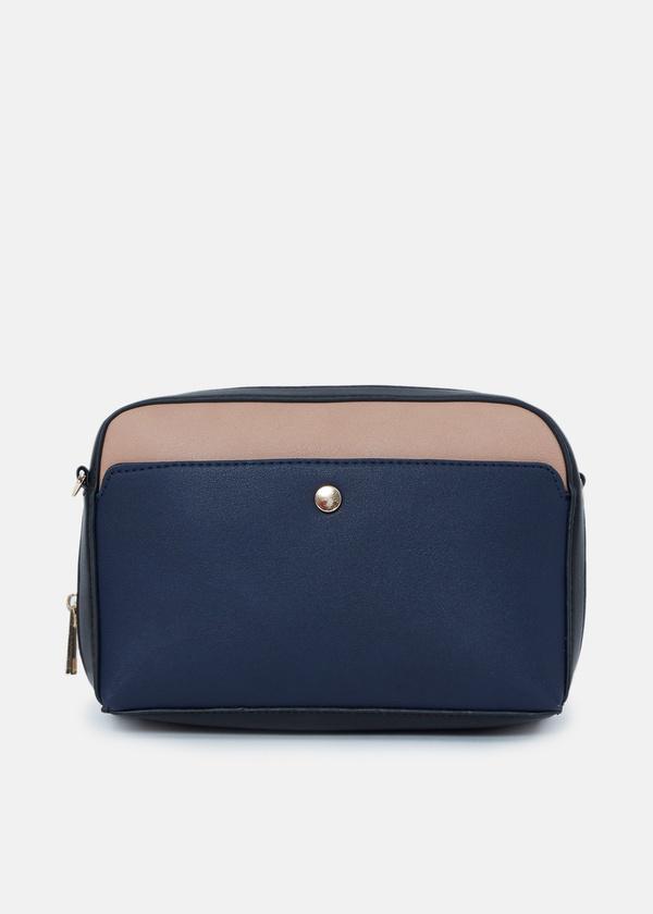 01e74fc4cbeb Мини-сумка на текстильном ремне - купить в интернет-магазине «ZARINA»