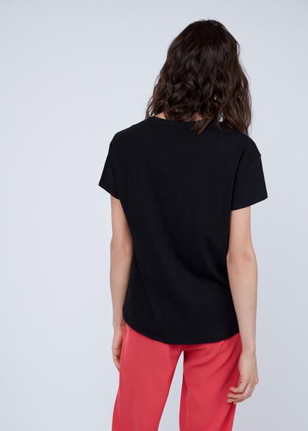 Базовая футболка из 100% хлопка - фото 5