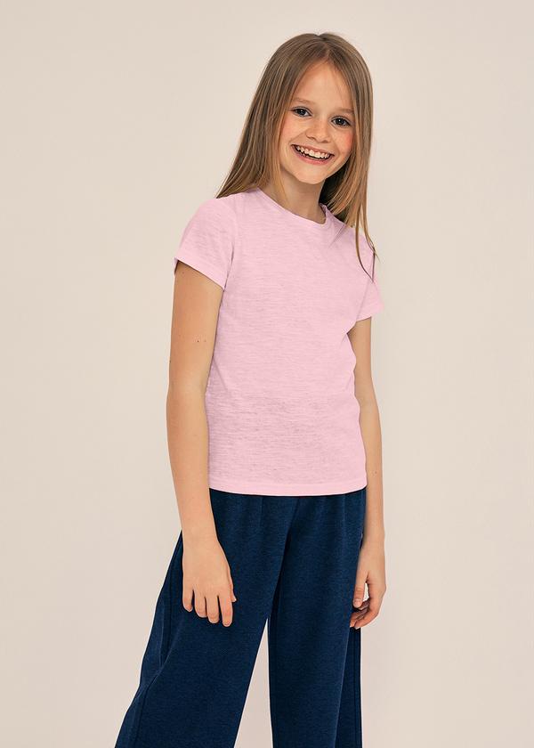 Базовая хлопковая футболка - фото 2