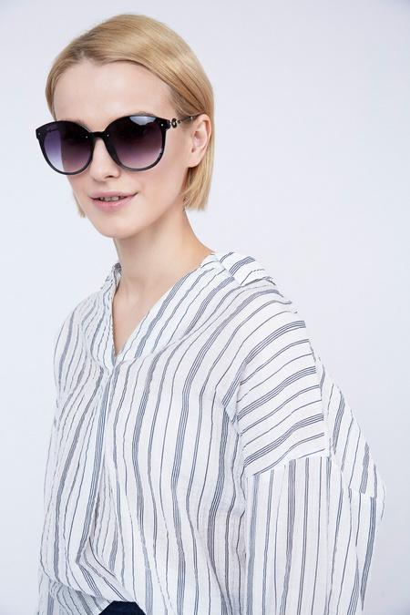 Комбинированные солнцезащитные очки - фото 3