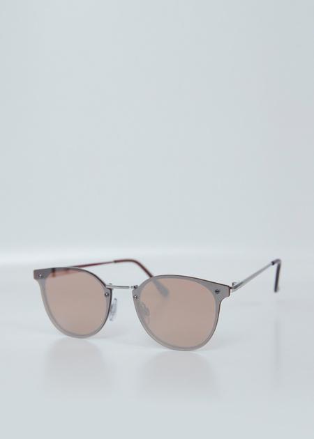 Солнцезащитные очки без оправы - фото 1