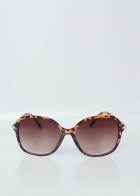 Солнцезащитные очки под панцирь черепахи - фото 1