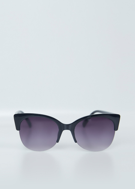 Солнцезащитные очки без оправы - фото 4