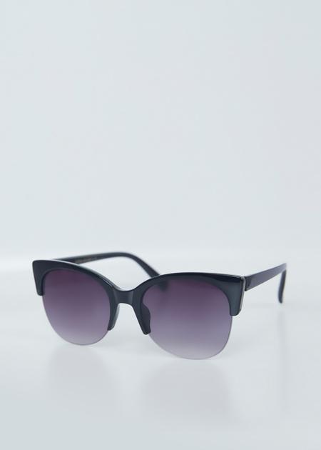 Солнцезащитные очки без оправы - фото 5