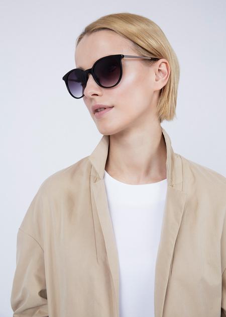 Комбинированные солнцезащитные очки - фото 4