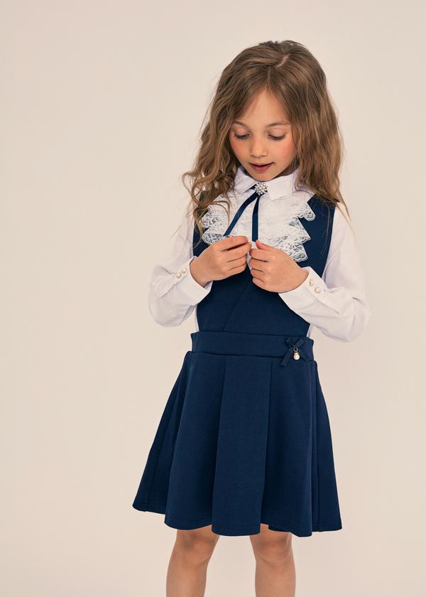 Школьный сарафан для девочек - фото 5