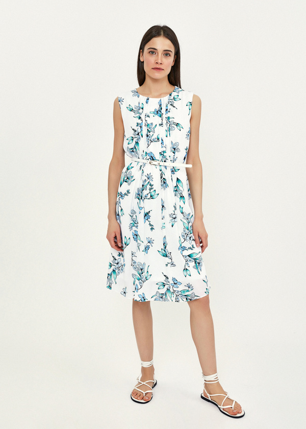 Платье с ремешком - фото 1