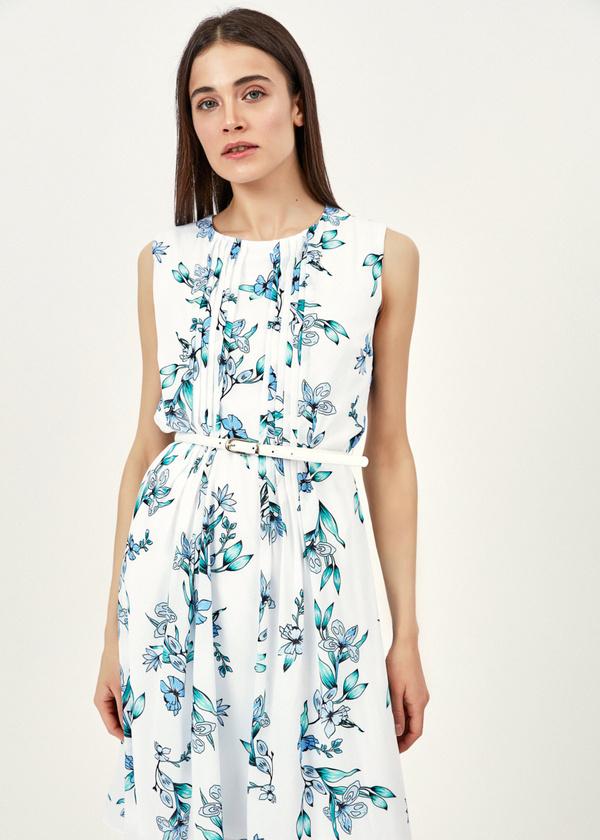 Платье с ремешком - фото 2