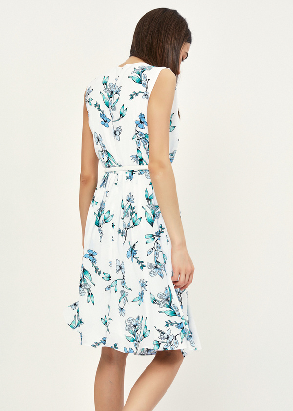 Платье с ремешком - фото 3