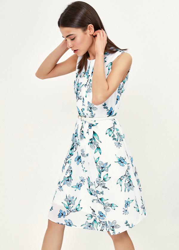 Платье с ремешком - фото 4