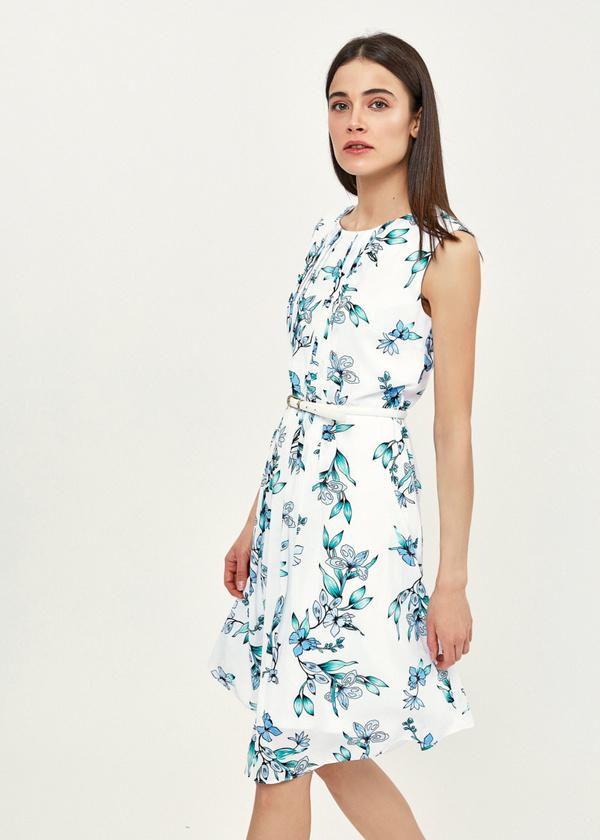 Платье с ремешком - фото 5