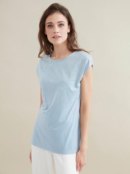 Удлиненная футболка - фото 5