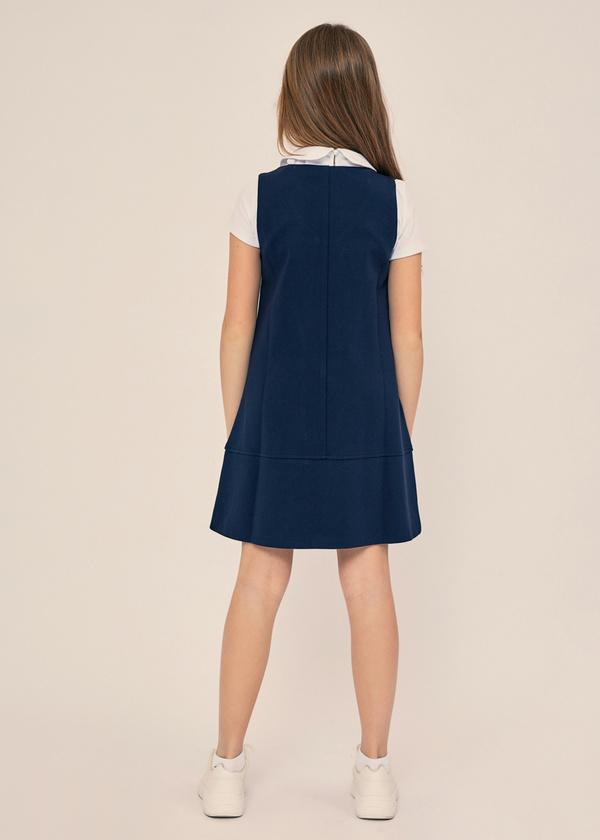 Платье-сарафан для девочек - фото 3