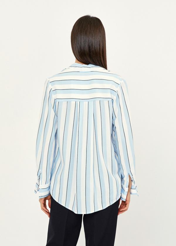 Рубашка оверсайз 100% вискоза - фото 3