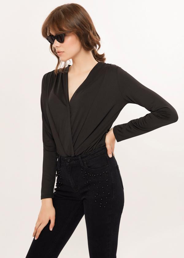 Блузка-боди - фото 5