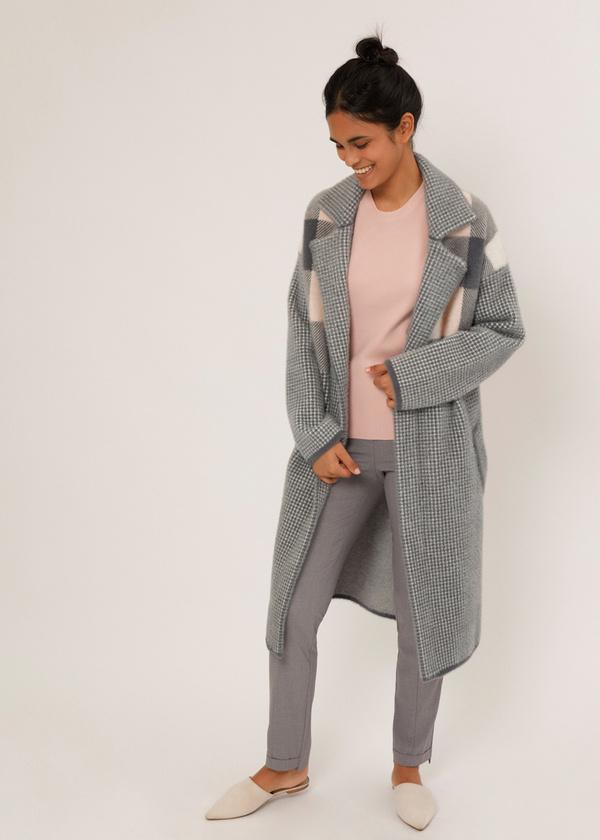 Пальто на пуговице - фото 2