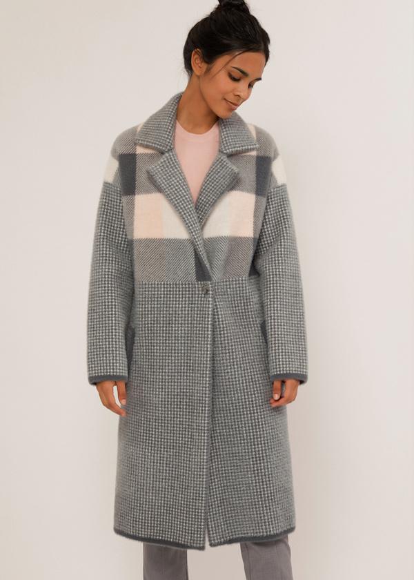 Пальто на пуговице - фото 3