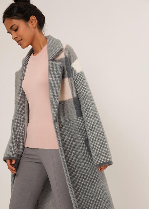 Пальто на пуговице - фото 4