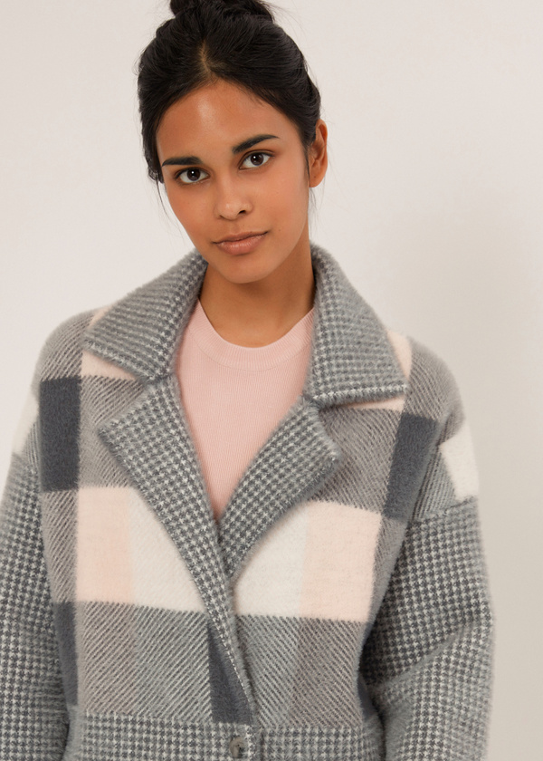 Пальто на пуговице - фото 5