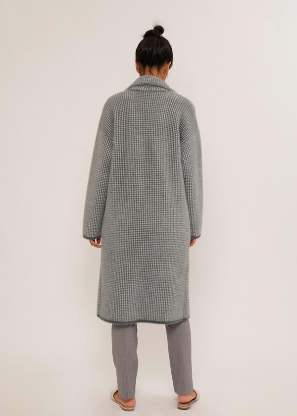 Пальто на пуговице - фото 6