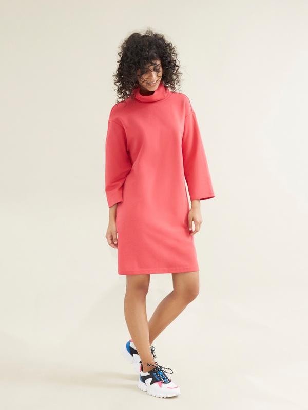 Платье со съемной брошью - фото 1