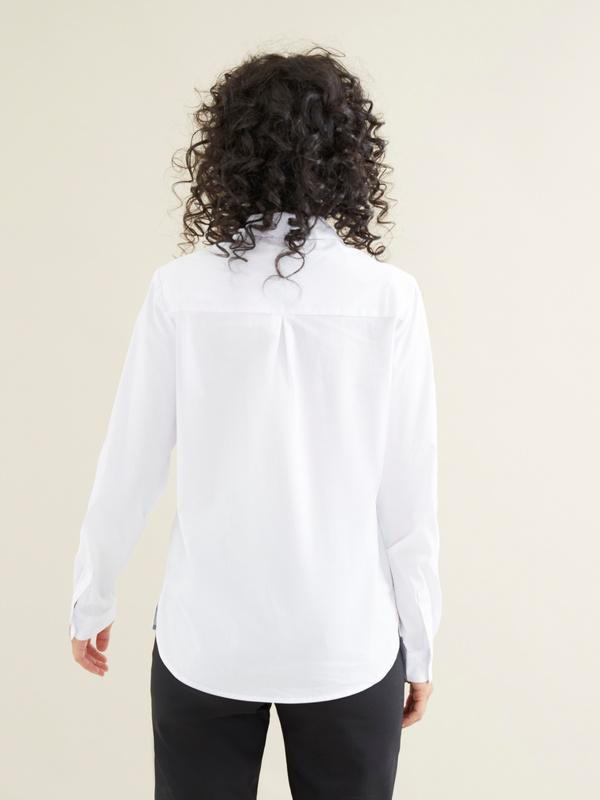 Блузка с вышивкой из страз - фото 3