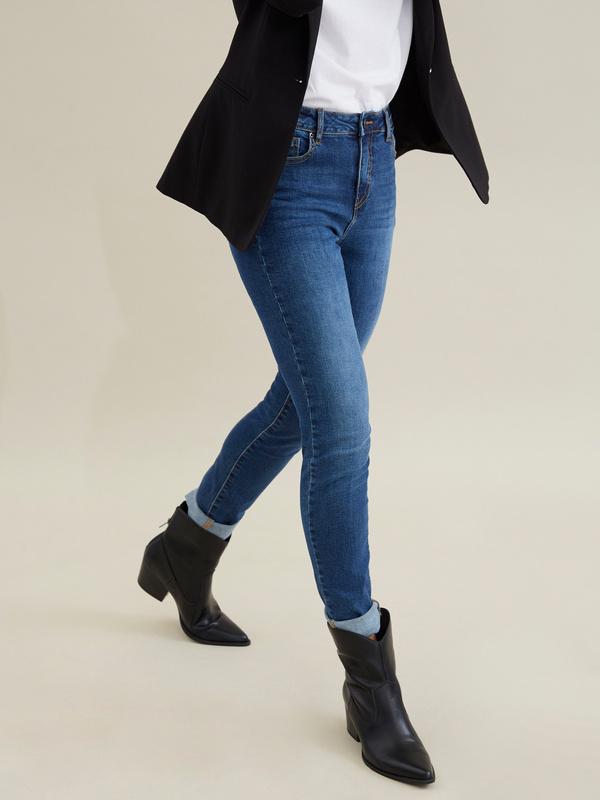 Зауженные джинсы  - фото 5