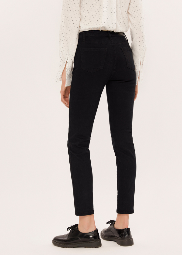 Зауженные джинсы  - фото 3