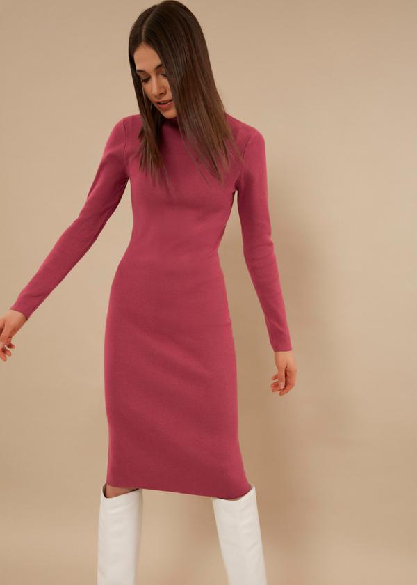 Облегающее платье вискоза - фото 2