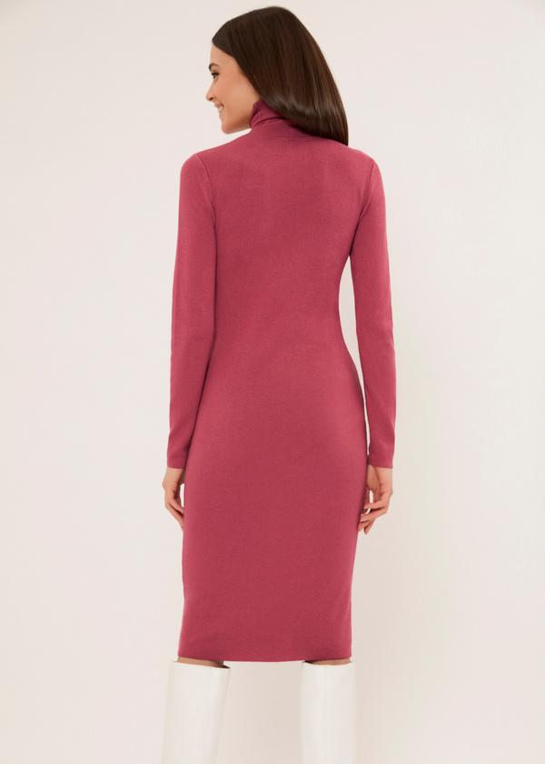 Облегающее платье вискоза - фото 3