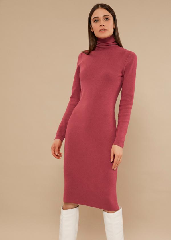 Облегающее платье вискоза - фото 4