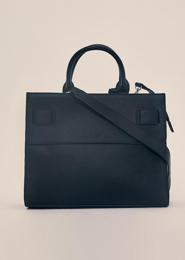 Фактурная сумка с брелком - фото 2