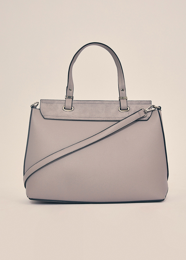 Фактурная сумка с длинным ремешком - фото 2