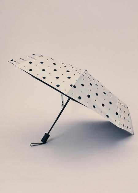 Зонт в горох - фото 4