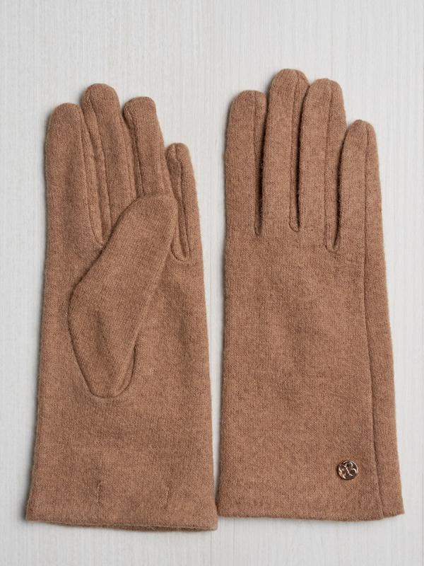 Перчатки  шерсть - фото 2