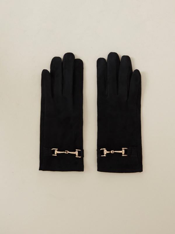 Перчатки под замшу - фото 1